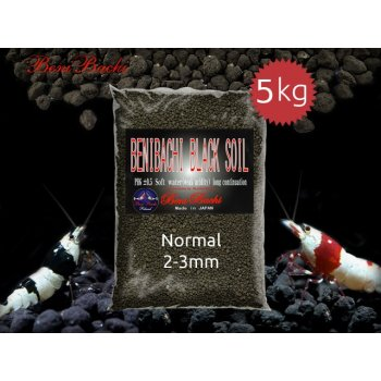 Грунт Benibachi Black Soil Normal