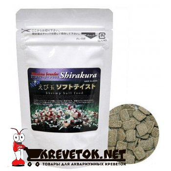 Shirakura Ebi Dama Soft (белая упаковка) 5г.