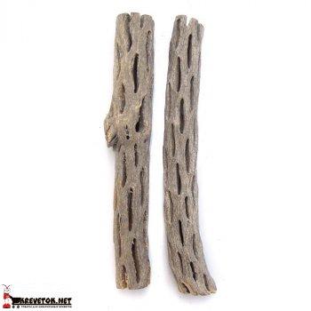 Трубка из кактуса Чолла (Cholla) 15 см.