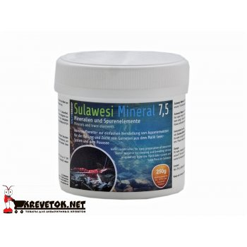 Соль Salty Shrimp Sulawesi Mineral 7.5 250г