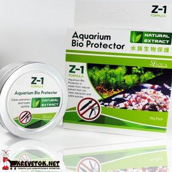 SL-Aqua Z1 Aquarium Bio Protector (Planaria Remover)