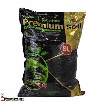 Грунт Ista Premium Soil 8L 1.5-3.5мм